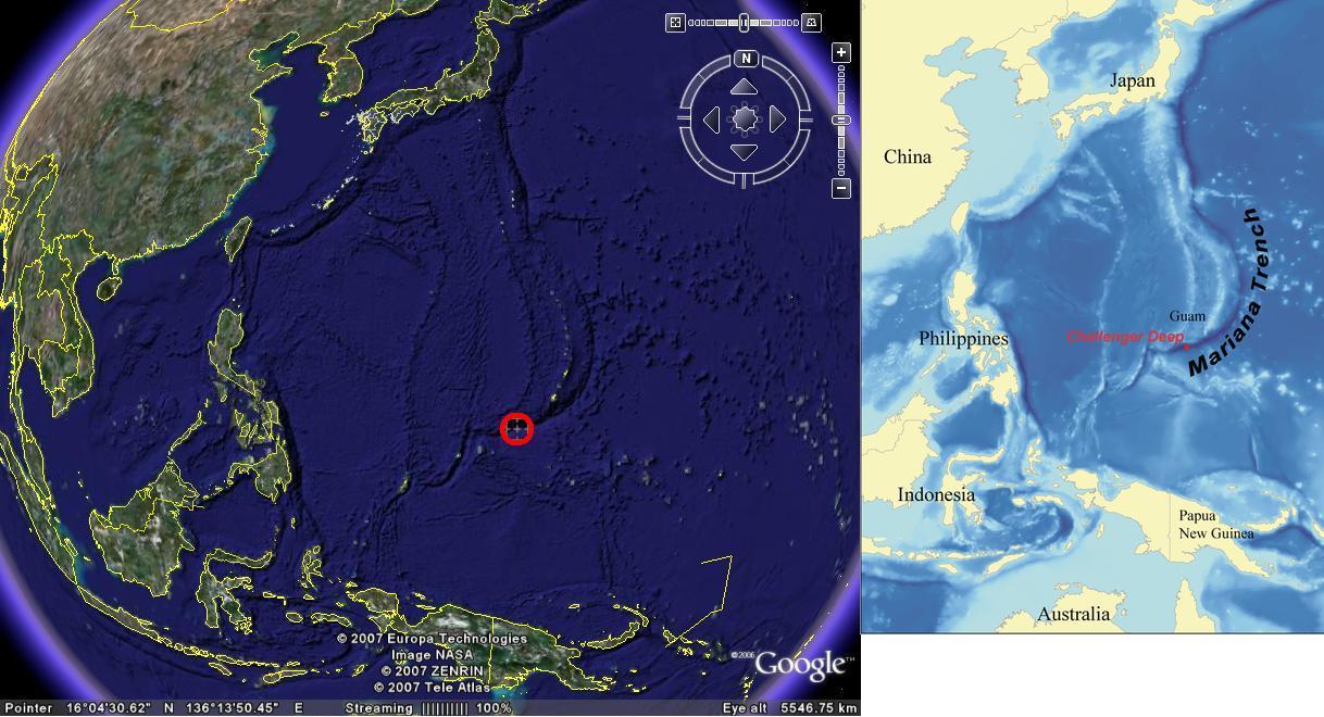 Гугл карта вид со спутника
