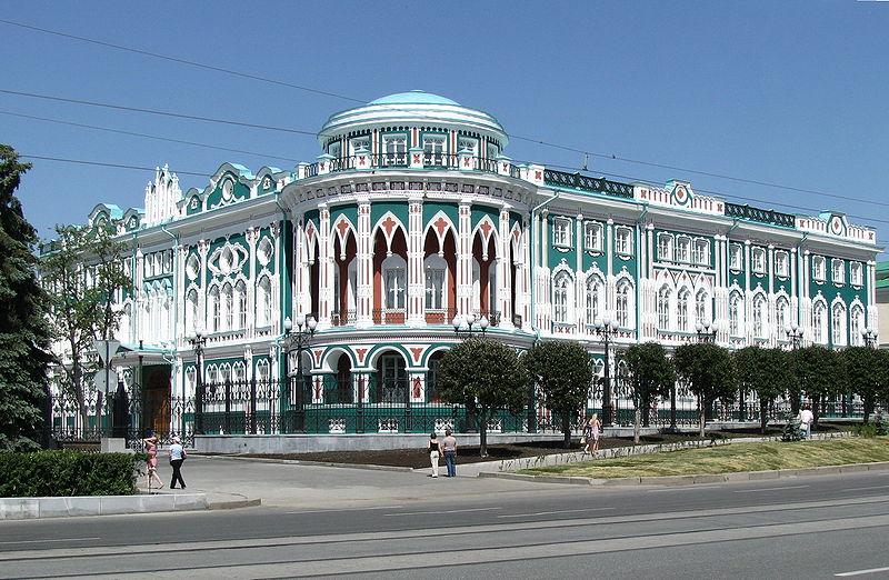 Межкомнатные двери в Екатеринбурге по цене от 780 руб