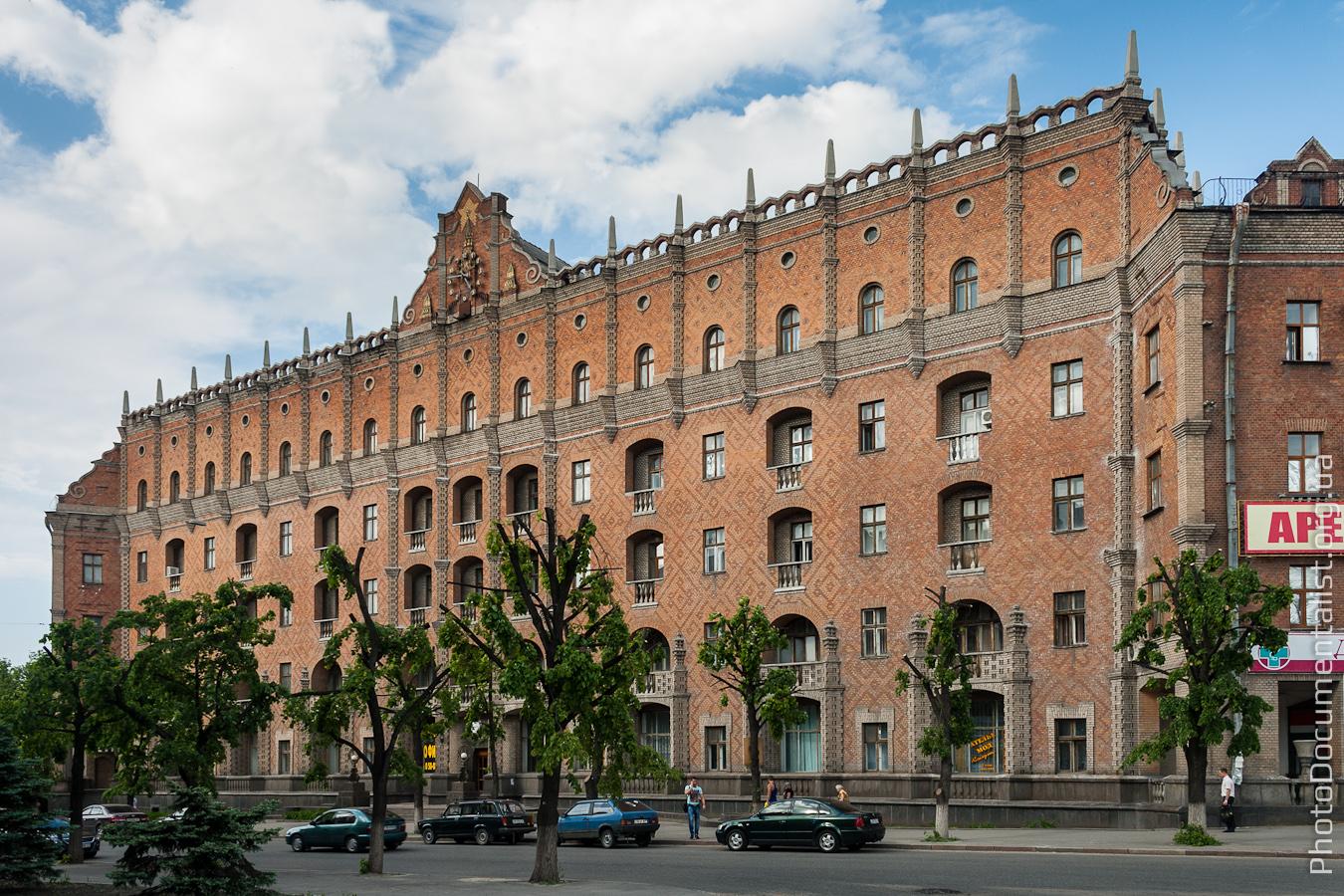 дом-музей даля луганск фото