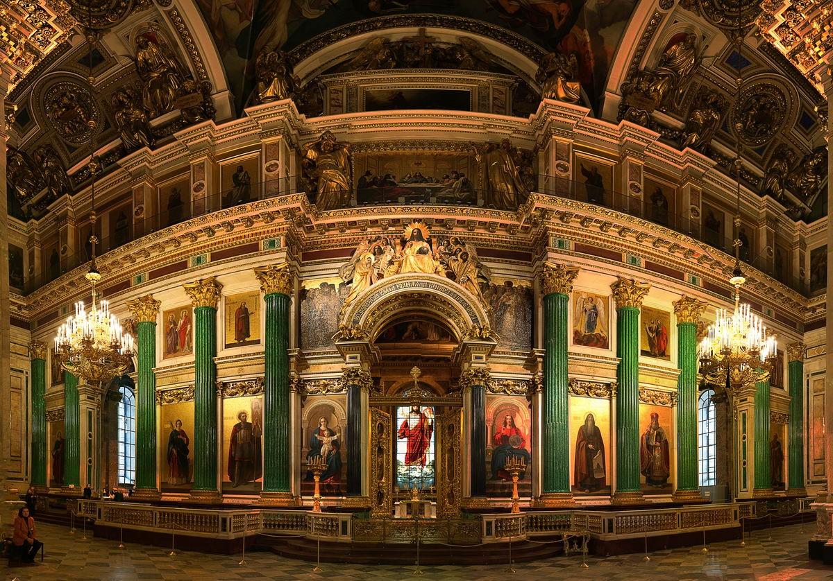 Картинки по запросу исаакиевский собор питер описание