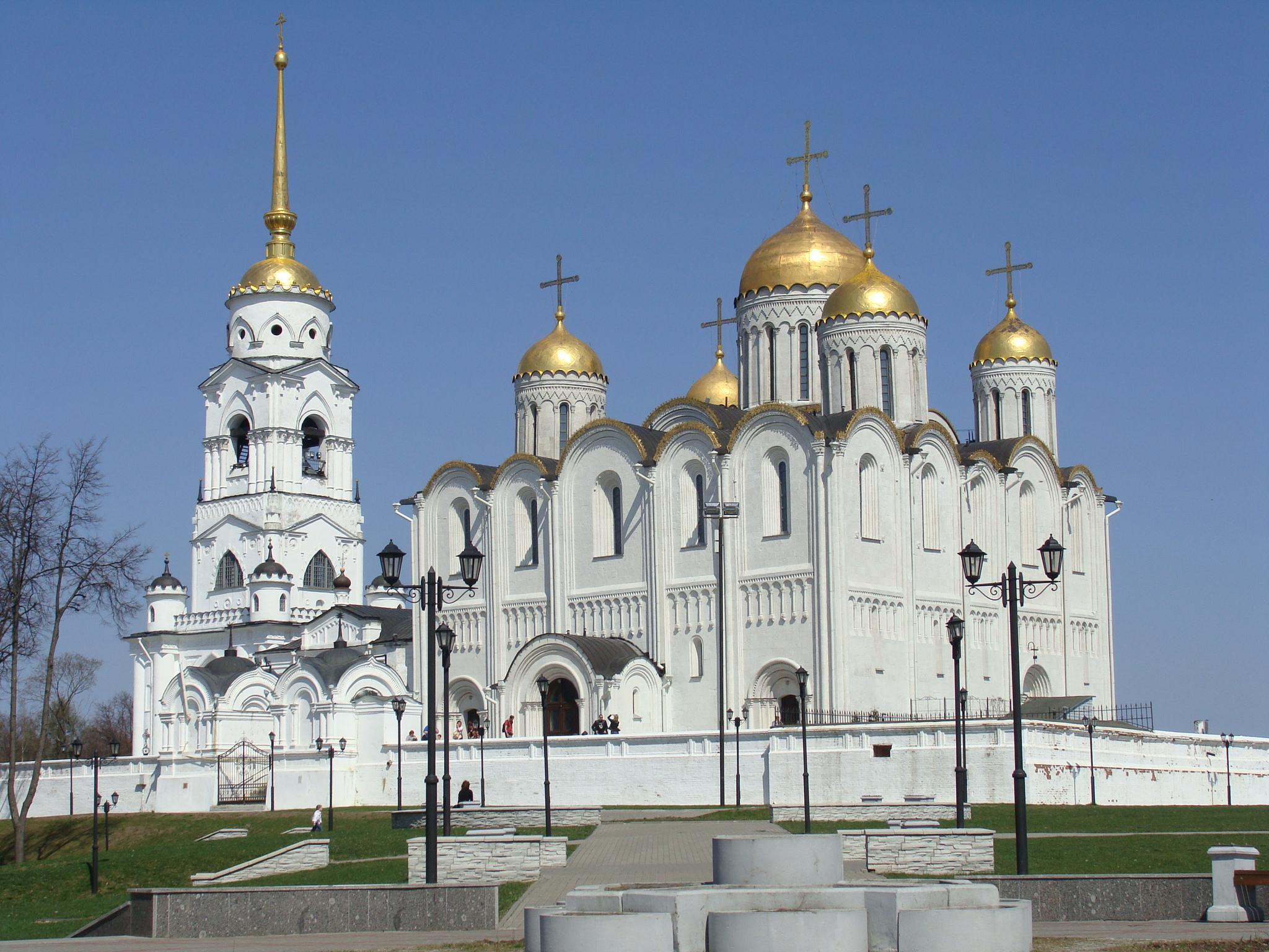 фото успенский собор владимир