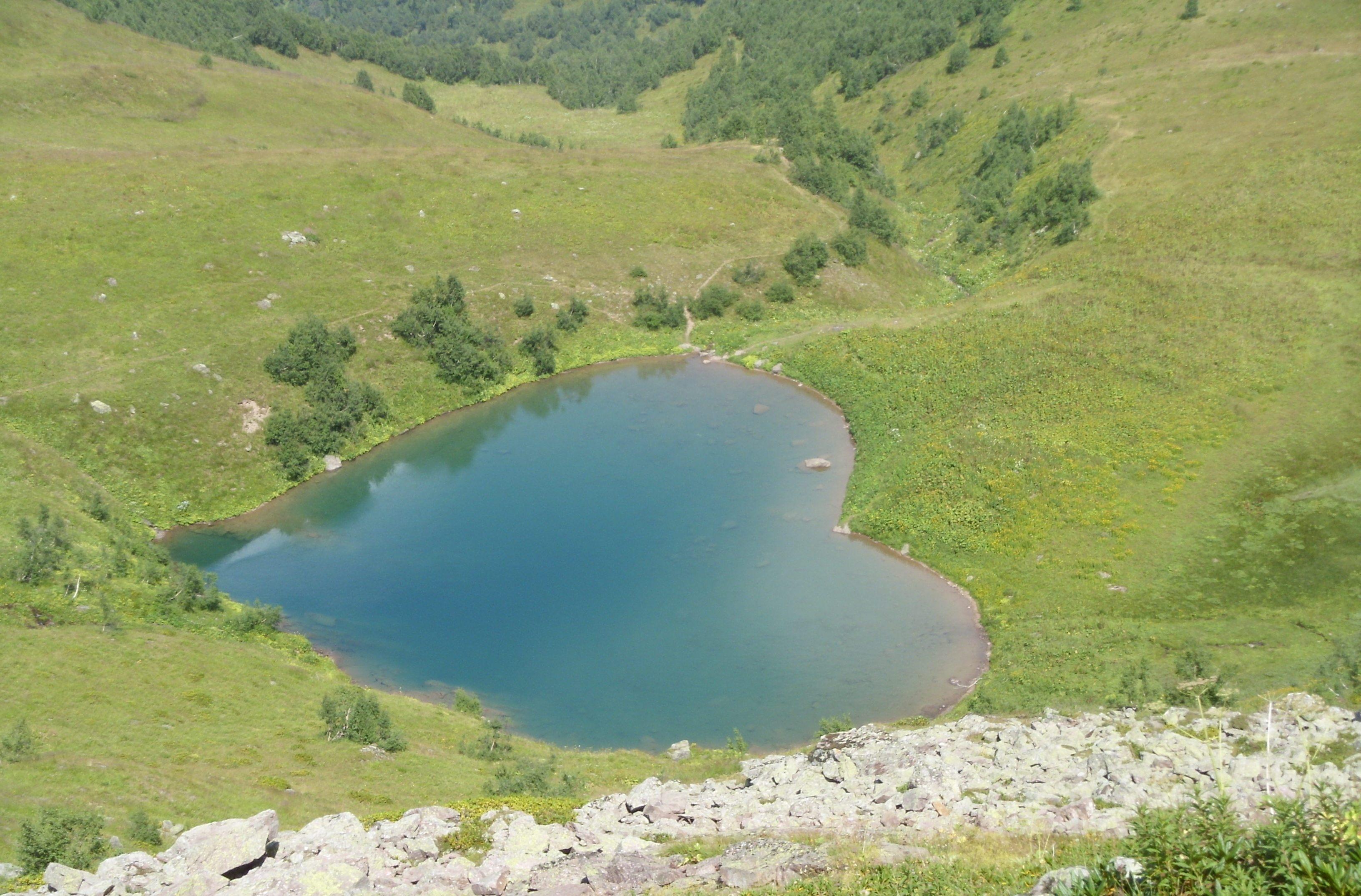 Озеро любви архыз фото 2