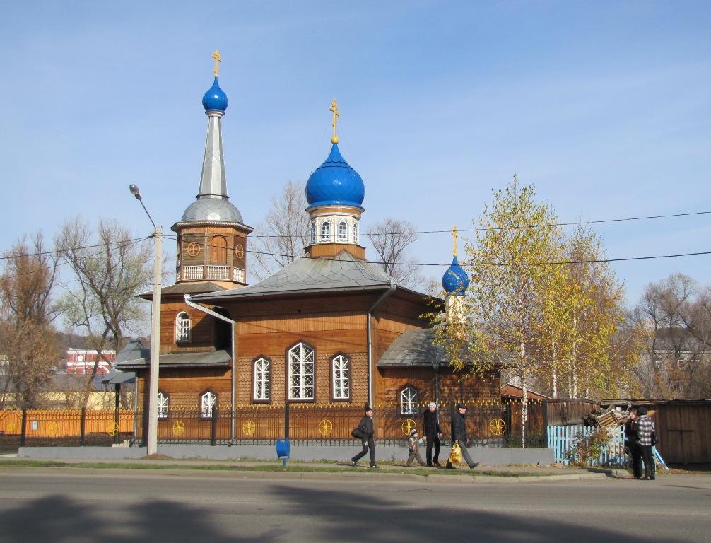 Покровская церковь в Горно-