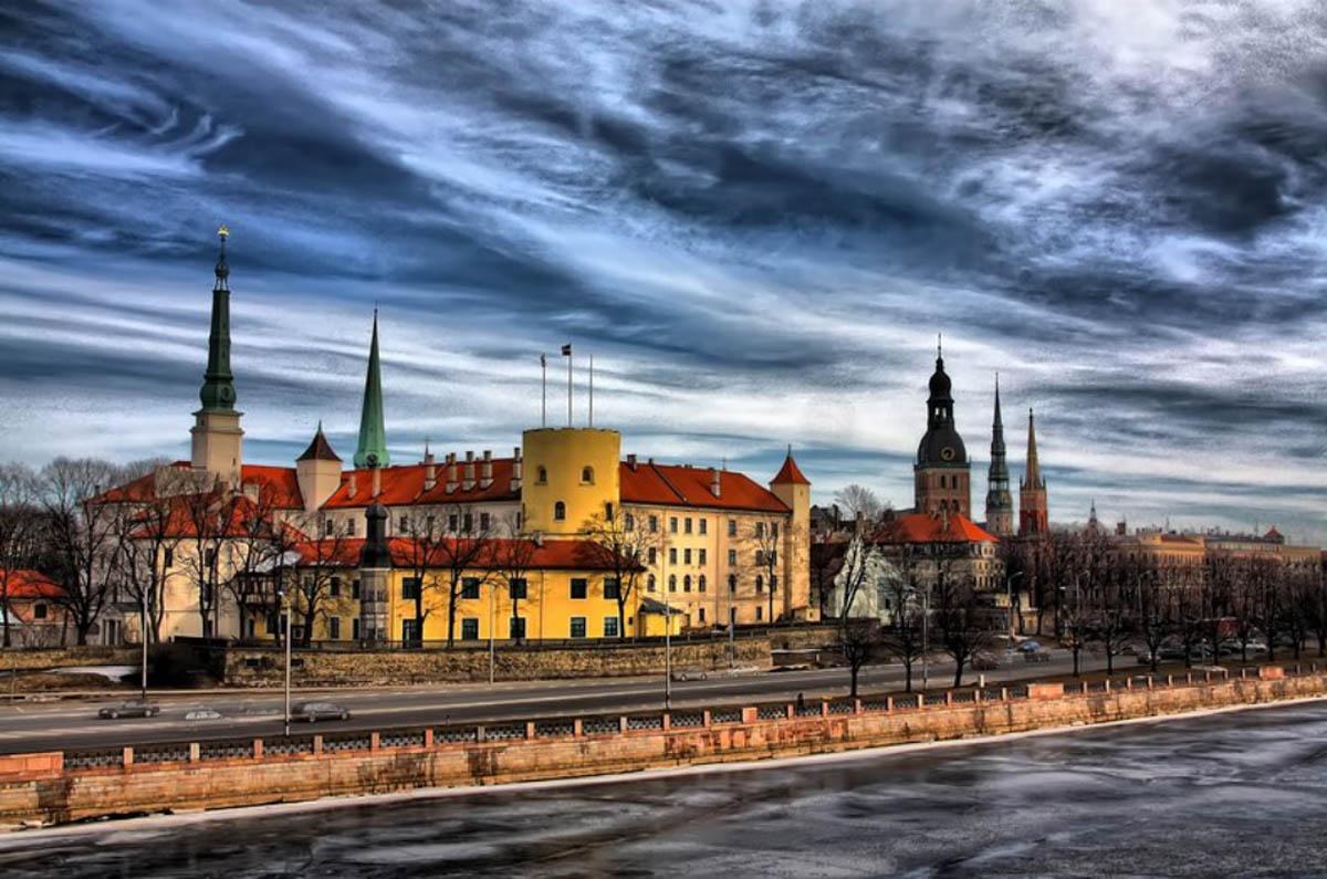 Центральный вокзал Риги будут перестраивать | 795x1200