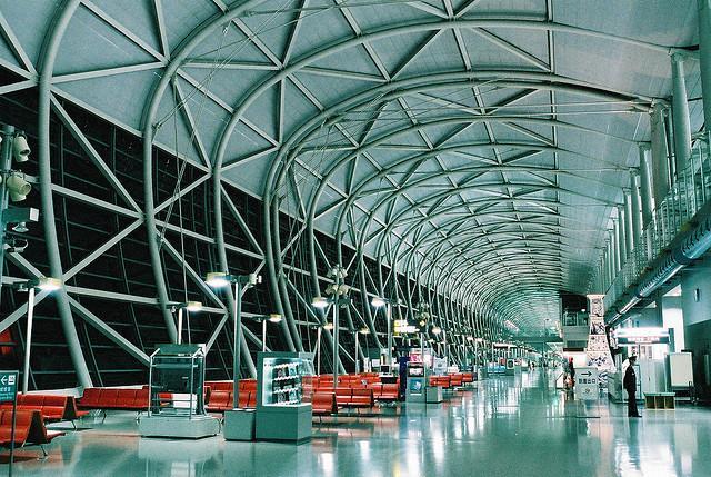 Протяженность главного терминала